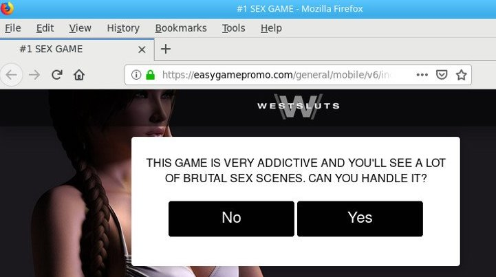 remove easygamepromo.com