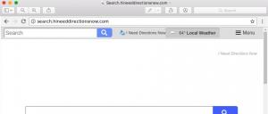 remove Search.hineeddirectionsnow.com