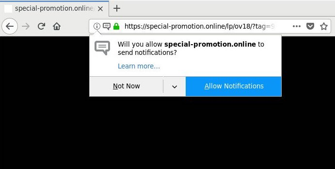 remove Special-promotion.online