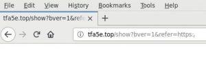 remove tfa5e.top